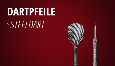 Dartpfeile Steeldart